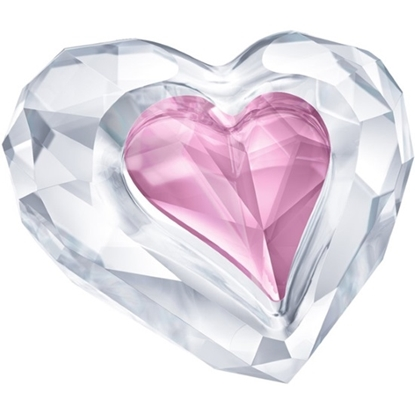 Picture of Swarovski Heart - Only For You