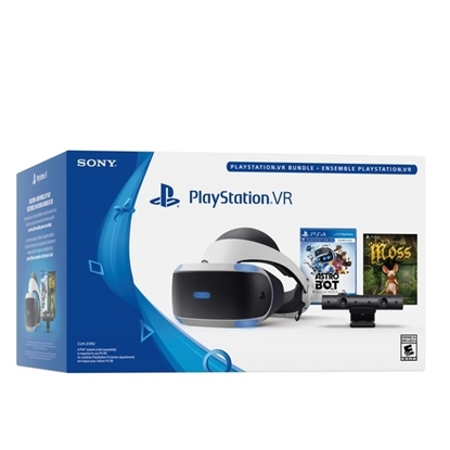 Picture of Sony PS4 Pro 1TB with PSVR Astro Bot Rescue