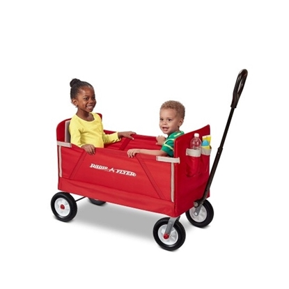 Picture of Radio Flyer® 3-in-1 All-Terrain EZ Fold Wagon®