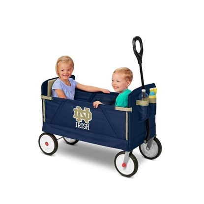 Picture of Radio Flyer® 3-in-1 EZ Fold Wagon® - Notre Dame