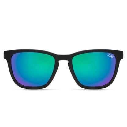 Picture of QUAY Men's Hardwire Sunglasses - Black/Navy