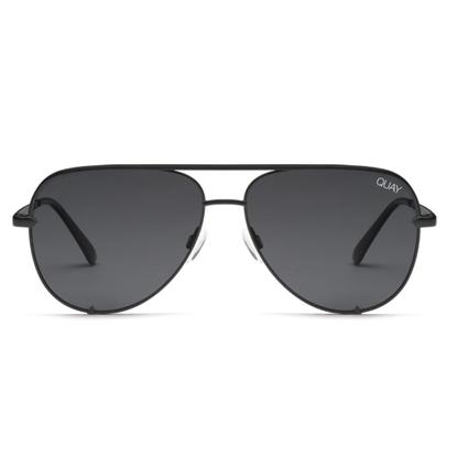 Picture of QUAY High Key Mini Sunglasses - Black/Smoke