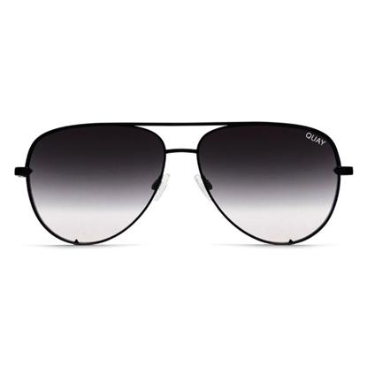 Picture of QUAY High Key Mini Sunglasses - Black/Fade