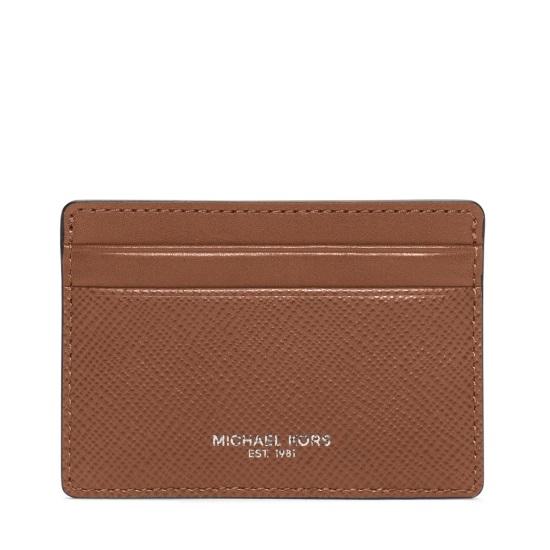 4e555a705bcc MileagePlus Merchandise Awards. Michael Kors Harrison Card Case ...
