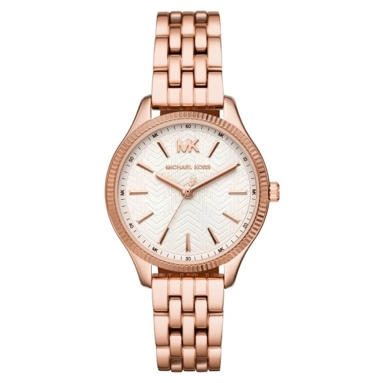 Picture of Michael Kors Ladies' Lexington Rose Gold-Tone Watch