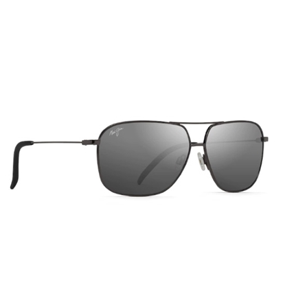 Picture of Maui Jim Kami with Dual Mirror Silver to Black Lens