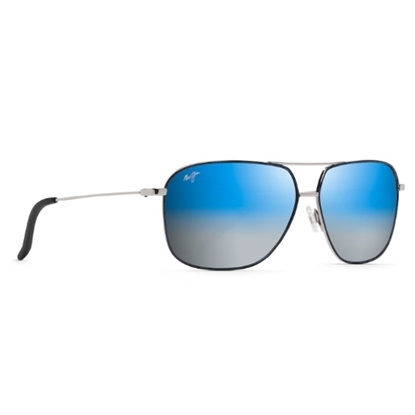 Picture of Maui Jim Kami with Dual Mirror Blue to Silver Lens