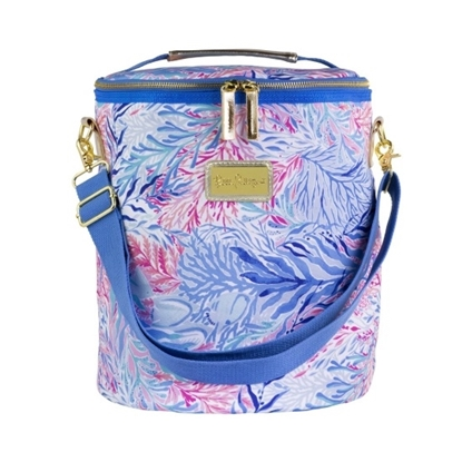 Picture of Lilly Pulitzer Beach Cooler - Kaleidoscope Coral
