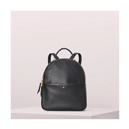 Picture of Kate Spade Polly Medium Backpack - Black