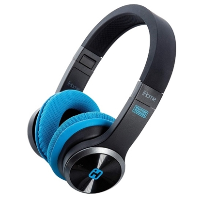 Picture of iHome Sweatproof/Shockproof Bluetooth® Headphones