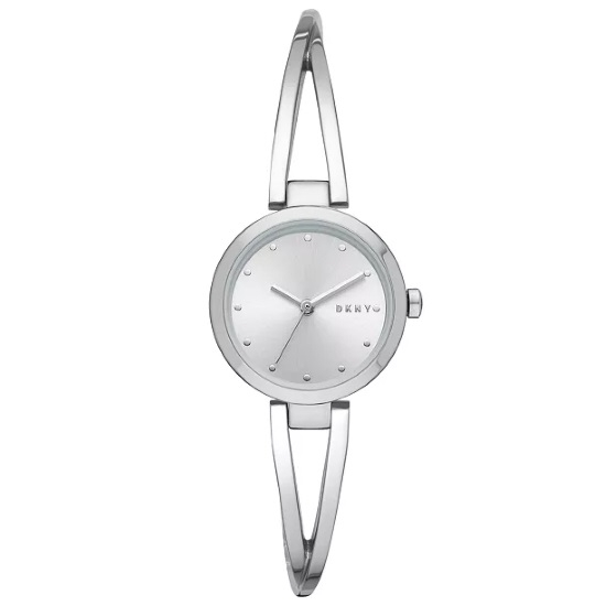 Picture of DKNY Crosswalk Stainless Steel Bangle Watch