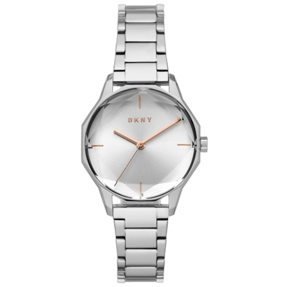 Picture of DKNY Round Cityspire Stainless Steel Watch
