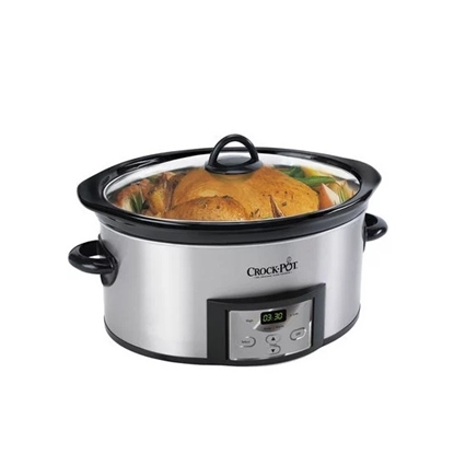 Picture of Crock-Pot® 6-Qt. Countdown Slow Cooker with Little Dipper