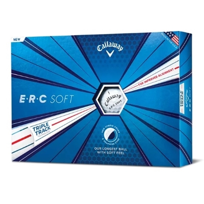 Picture of Callaway ERC Soft Golf Balls - 2 Dozen