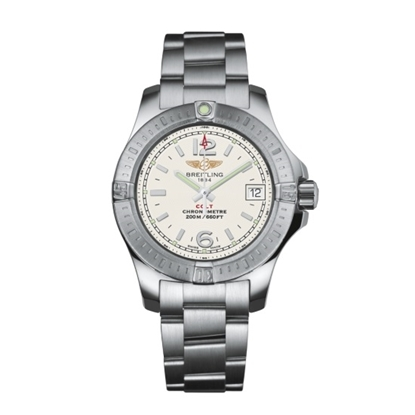 Picture of Breitling Colt Lady - Steel with Silver Dial