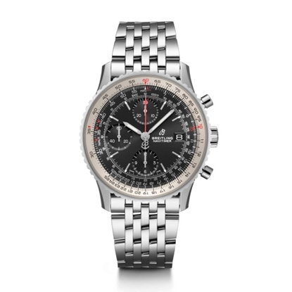 Picture of Breitling Navitimer 1 Chronograph 41 - Steel/Black Dial