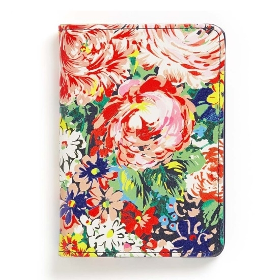 Picture of Ban.do Getaway Passport Holder & Luggage Tag - Flower Shop