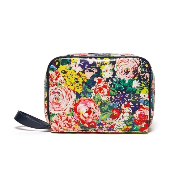 Picture of Ban.do Getaway Toiletries Bag - Flower Shop