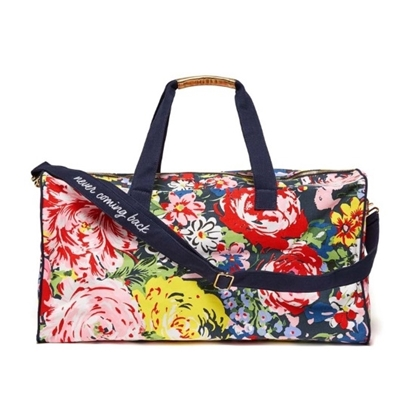 Picture of Ban.do Getaway Duffle Bag - Flower Shop