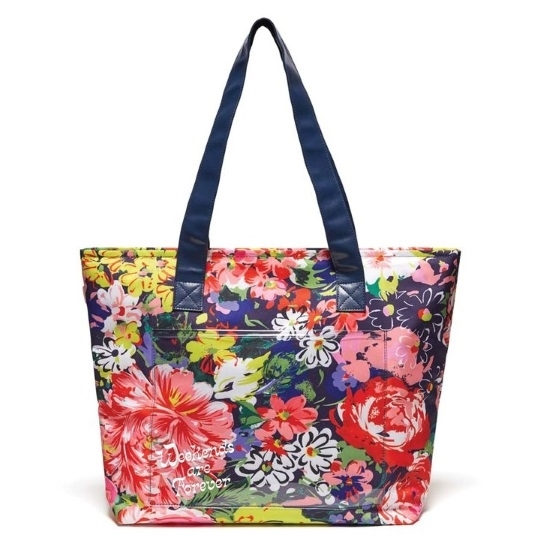 Picture of Ban.do Just Chill Out Cooler Bag - Flower Shop