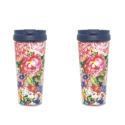 Picture of Ban.do Hot Stuff Thermal Mugs - Flower Shop