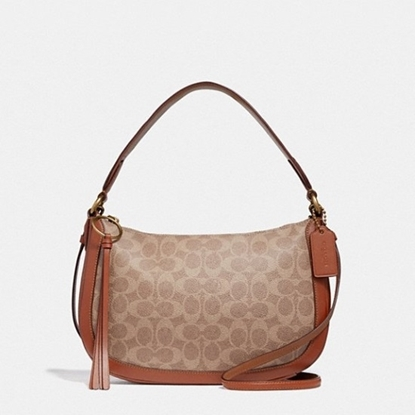 Picture of Coach Signature Sutton Crossbody
