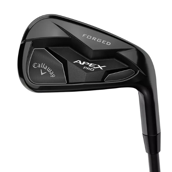 Picture of Callaway Apex Pro Smoke 8-Piece Iron Set -