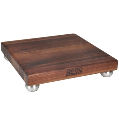 Picture of John Boos Walnut Grain Cutting Board with Feet