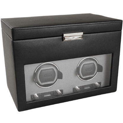 Picture of WOLF Viceroy Double Watch Winder with Storage