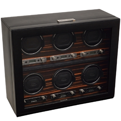 Picture of WOLF Roadster 6-Piece Watch Winder