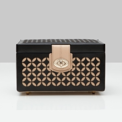Picture of WOLF Chloé Small Jewelry Box - Black