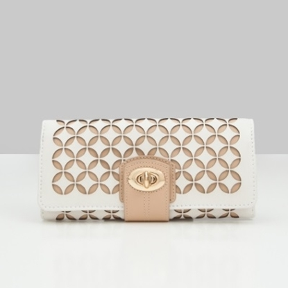 Picture of WOLF Chloé Jewelry Roll - Cream