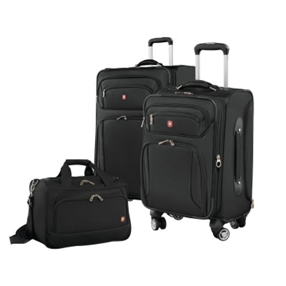 Picture of Wenger Identity Three-Piece Luggage Set