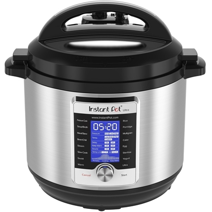 Picture of Ultra 8-Quart Programmable Pressure Cooker