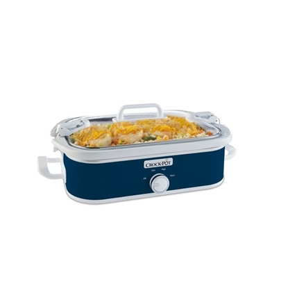 Picture of Crock-Pot® Casserole Crock Warmer - Blue