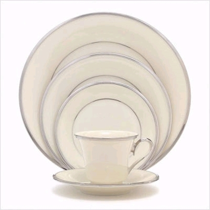 Picture of Lenox Solitaire 5-Piece Place Setting - Ivory