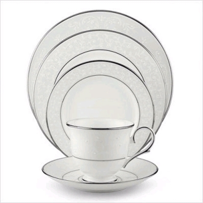 Picture of Lenox Opal Innocence 5-Piece Place Setting