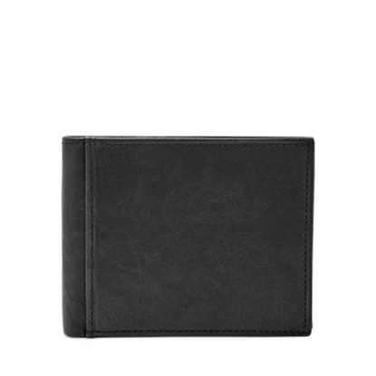 Picture of Fossil Men's Ingram Bifold Wallet - Black