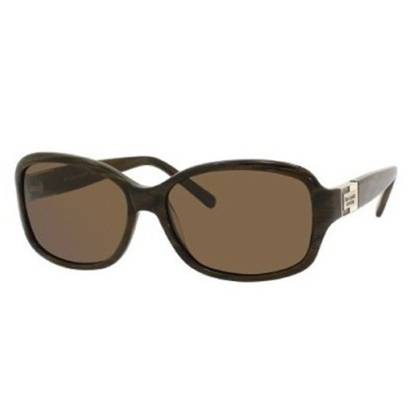 Picture of Kate Spade Annika Sunglasses - Brown Horn