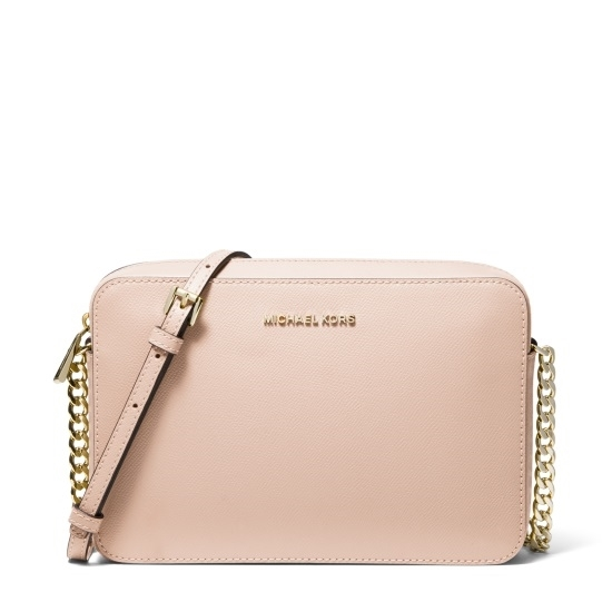 Picture of Michael Kors Jet Set Travel E/W Crossbody - Soft Pink