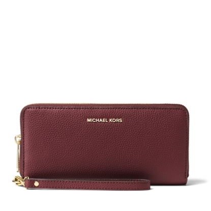 Picture of Michael Kors Travel Continental - Oxblood