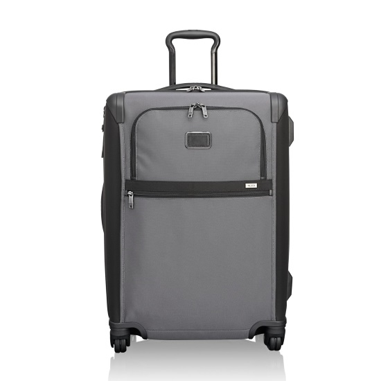 Picture of Tumi Alpha 2 Short Trip Expandable Packing Case - Pewter