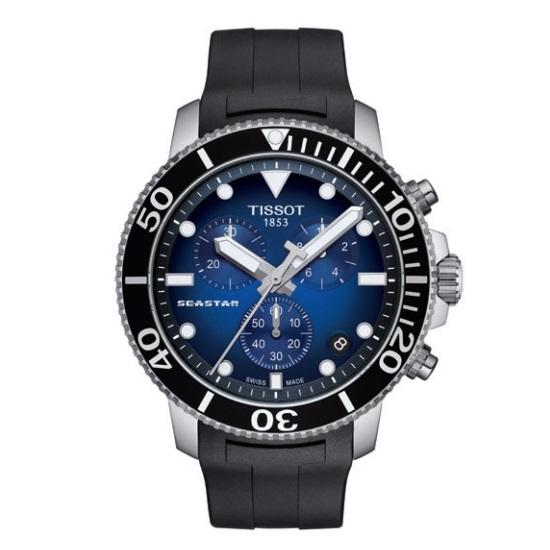 71dc0a04e MileagePlus Merchandise Awards. Tissot Seastar 1000 Chrono - Black ...