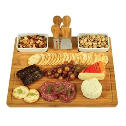Picture of Picnic at Ascot Sherborne Cheese Board Set