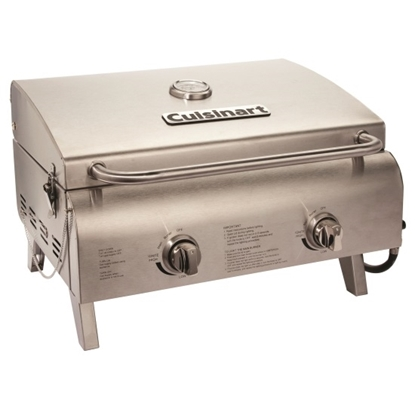 Picture of Cuisinart® Chef's Style Stainless Tabletop Grill