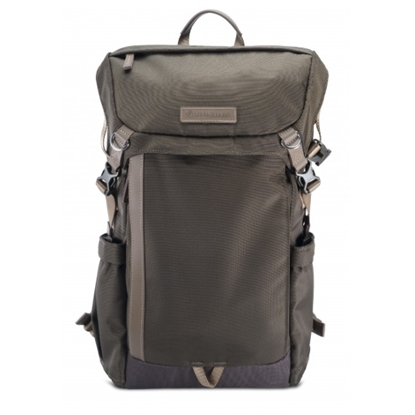 Picture of Vanguard Mirrorless Camera Slim Backpack - Khaki/Green