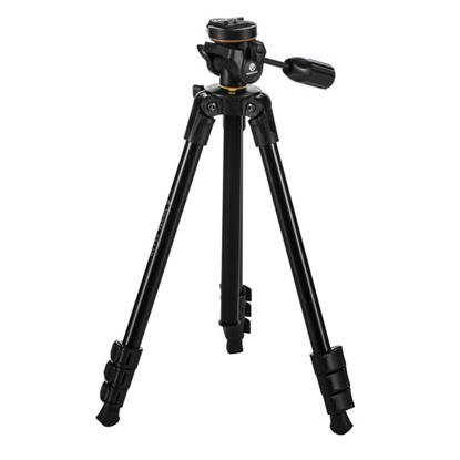 Picture of Vanguard Aluminum 4-Section Tripod with Panhead