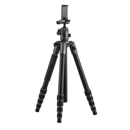 Picture of Vanguard Carbon Fiber Tripod with Cell Phone Holder