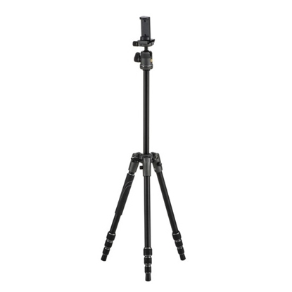 Picture of Vanguard Veo 2S Tripod with Cell Phone Holder & Monopod Leg