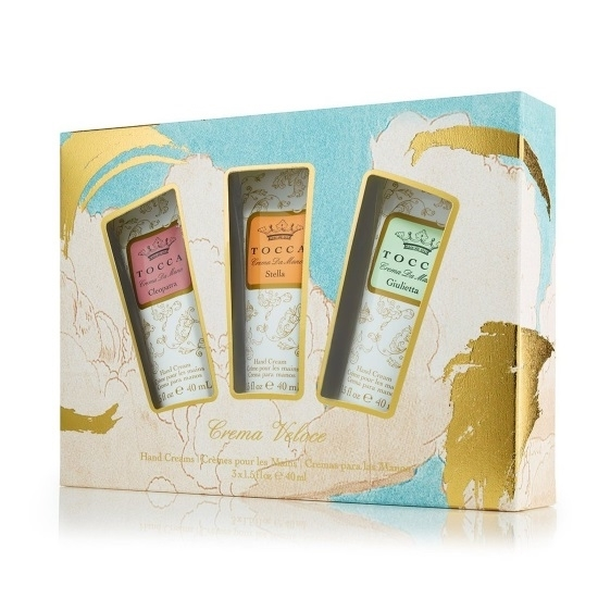 Picture of TOCCA Crèma Veloce Set of 3 Lotions